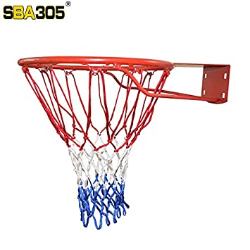 Quickdraw Basketball Hoop Play Set Childrens Mini Hanging Ring with Ball and Pump