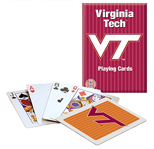 Playing Cards Ncaa - Virginia Tech Playing Cards