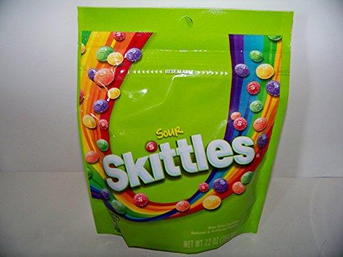 Sour Skittles Bite - Skittles Sour Skittles Candy, 7.2 oz