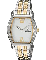 Burgmeister Womens BM806-117 Analog Display Quartz Gold Watch