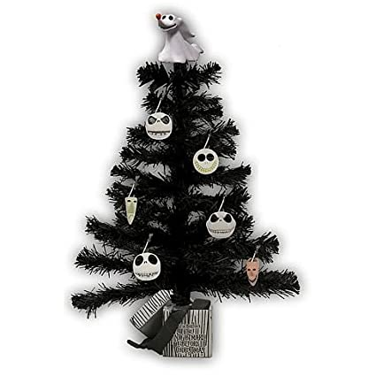 nightmare before christmas tree head ornaments - Jack Skellington Christmas Tree
