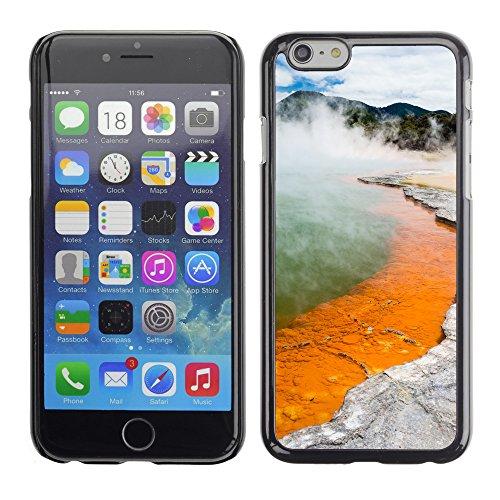"Premio Sottile Slim Cassa Custodia Case Cover Shell // F00016568 Thermal Wonderland // Apple iPhone 6 6S 6G 4.7"""