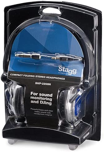 Stagg SHP-2200H Stereo Studio Headphones