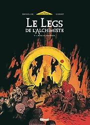 Le Legs de l'Alchimiste, Tome 5 : Anna et Zaccharia