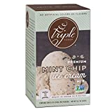 Triple Scoop Ice Cream Mix, Premium Mint