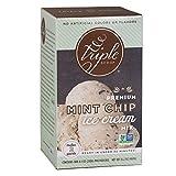 Triple Scoop Ice Cream Mix, Premium Mint Chocolate