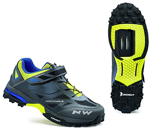 Northwave - Enduro, color anthracite, talla UK-9,5