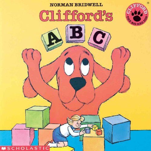 Pictures Clifford Big Red Dog - Clifford's ABC (Turtleback School & Library Binding Edition) (Clifford the Big Red Dog)