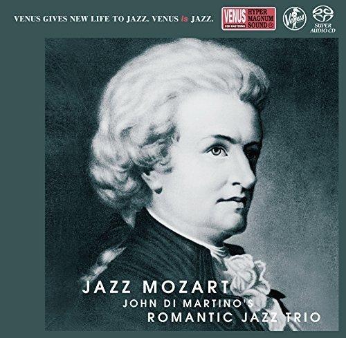 JOHN ROMANTIC JAZZ TRIO DI MARTINO - Jazz Mozart (Japan - Import)