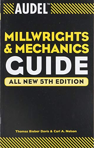 Pdf Home Audel Millwrights and Mechanics Guide