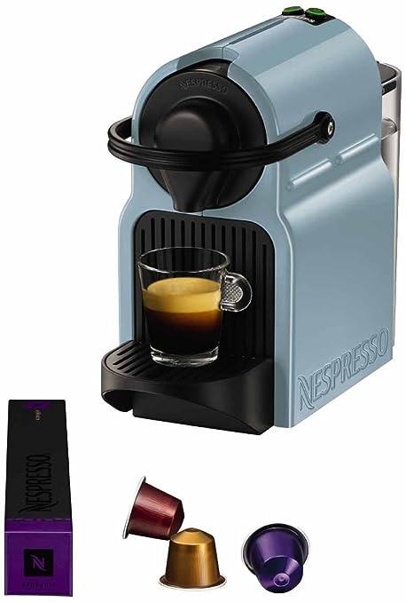 4 opinioni per Krups Nespresso XN100410 Inissia a 19 Capsule Blue bar