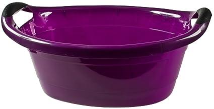 Vasca Da Bagno Litri : Vasca in plastica per vasca da bagno litri viola x