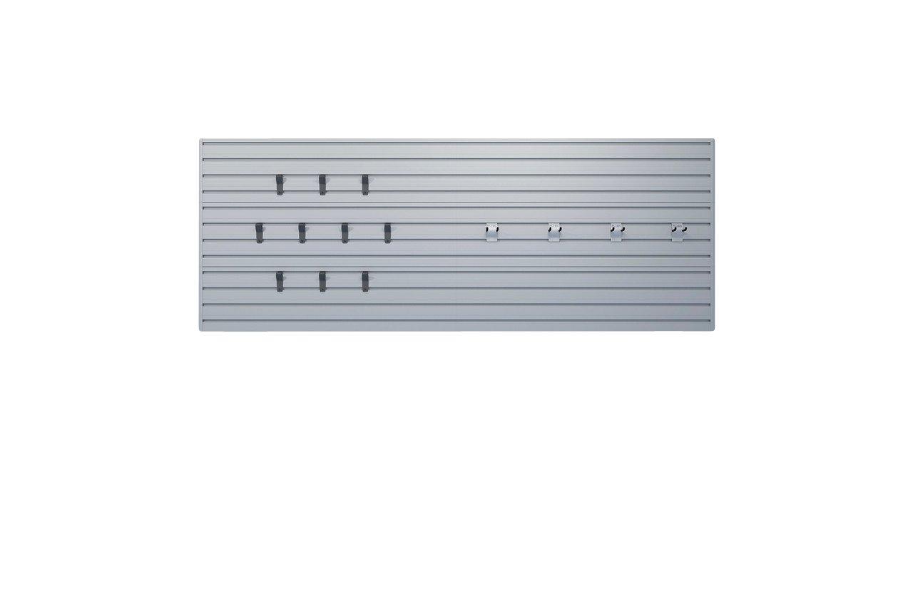 Flow Wall System FWS-4812-6SB11 14-Piece Hook Starter Set