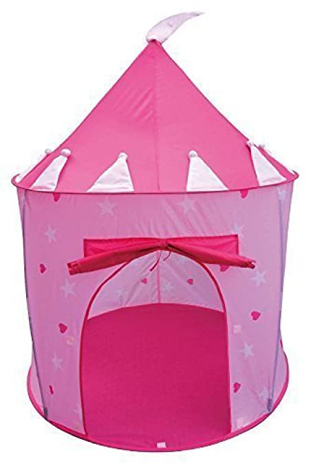 Princess Castle Fairy House Girls Pink Play Tent by POCO DIVO  sc 1 st  Amazon.com & Amazon.com: Princess Castle Fairy House Girls Pink Play Tent by POCO ...