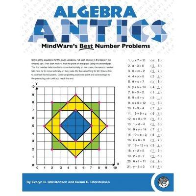 Algebra Antics: MindWare's Best Number - Number Discount Student