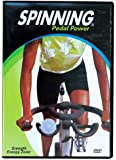 Spinning Pedal Power Indoor Cycling DVD - Multicoloured