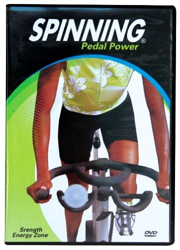 Spinning Fitness DVD Pedal Power bei amazon kaufen