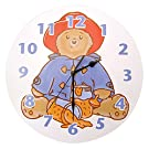 Trend Lab Paddington Bear Wall Clock, Marmalade