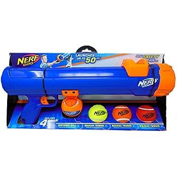 Nerf Dog Tennis Ball Blaster Gift Set