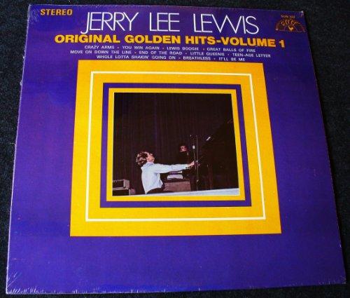 Jerry Lee Lewis / Original Golden Hits - volume 1