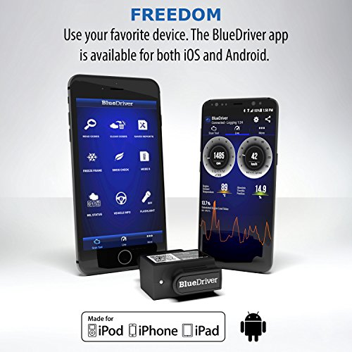 bluedriver bluetooth professional obd2 at caraudionow. Black Bedroom Furniture Sets. Home Design Ideas