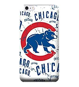 Diy Best Case iphone 5c case cover, MLB - Chicago Cubs - White Cap Logo h5WdFXCH5KN Blast - iphone 5c case cover - High Quality PC case cover