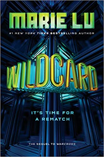 Book cover: Wildcard by Marie Lu