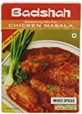 Badshah Masala, Chicken Masala Hot & Spicy, 3.5-Ounce Box  (Pack of 12)