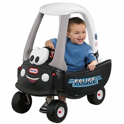 Little Tikes Cozy Coupe Tikes Patrol, Ride-On | Toy Organizers