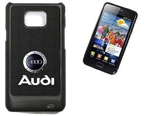 Samsung Galaxy S2 i9100 Hard Case with Printed Design Audi