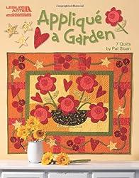 Applique A Garden  (Leisure Arts #5252)