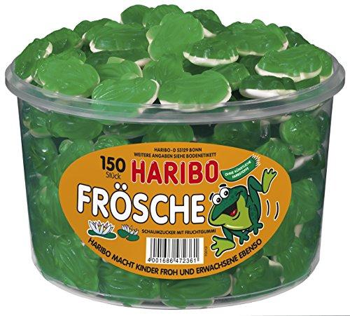 Haribo Frogs - Frösche - 150 Pc
