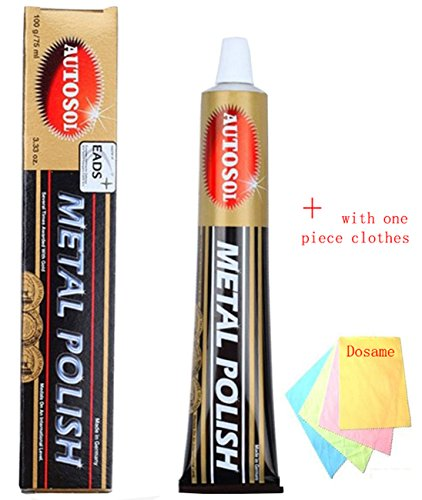 Metal Polish Paste Tube 75ml of Autosol Perfect Effect