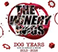 Dog Years - Live In Santiago & Beyond 2013-2016 (Deluxe Edition) [Blu-ray]