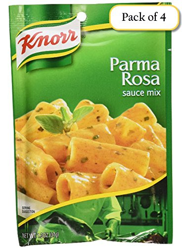 Knorr Mix Sauce Pasta Parma Rosa, 1.3 oz (pack of 4) ()