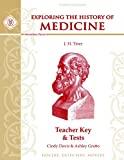 img - for Exploring the History of Medicine: Teacher Key & Tests, Third Edition book / textbook / text book
