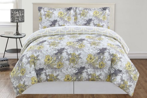 Pem America Peony Comforter Set, King