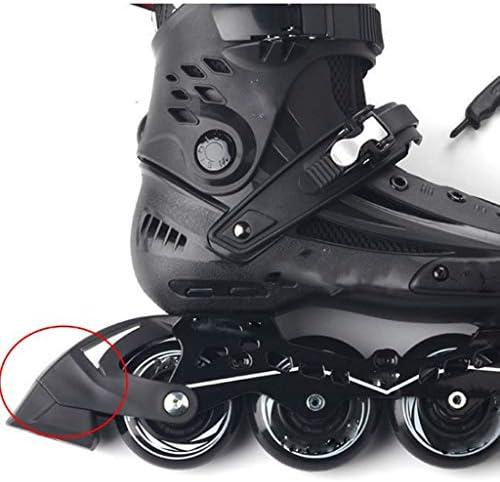 Non-Slip Brake Pad Skateboard Parts for Inline Roller Skate 2Pcs ...