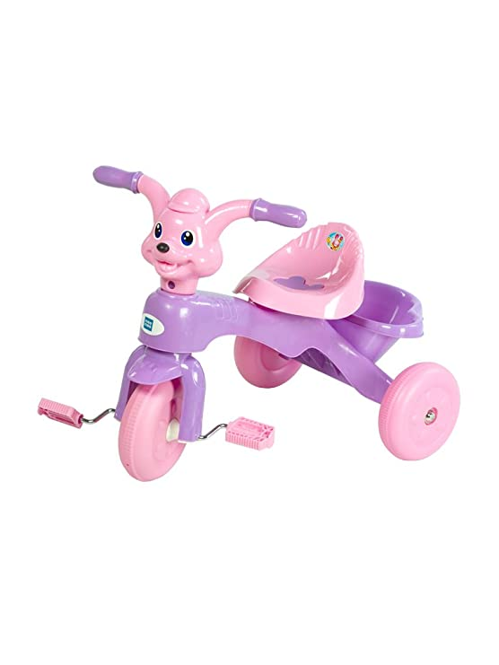 Mee Mee Easy-to-Ride Baby Tricycle, Pink