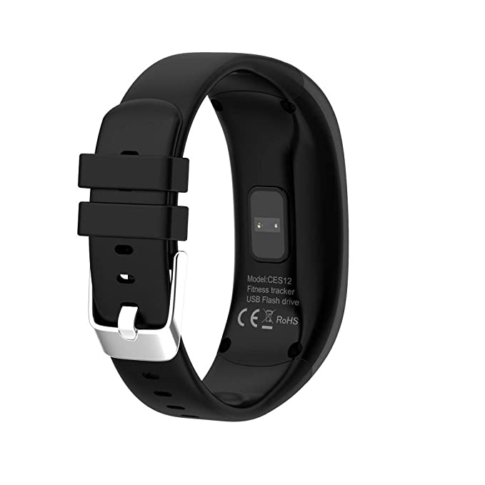 Amazon.com: NOMENI Fitness Tracker Waterproof Activity ...