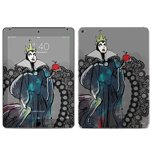 Evil Queen Design Protective Decal Skin Sticker for Apple iPad Air 2 (Matte Satin)