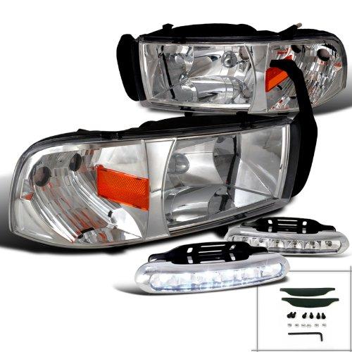 99 dodge 2500 led headlights - 7