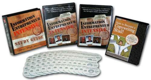 IEI-Information Entrepreneur Intensive 48 CD Home Study Course