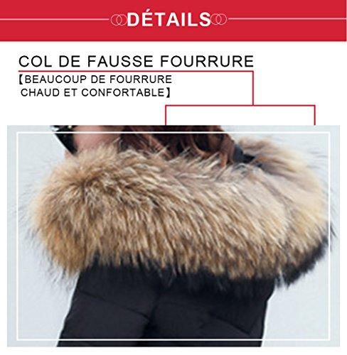 Long Femme Manteau Manteau Jacket Hiver Long Hiver Jacket Long Hiver Femme Manteau Jacket Femme Femme XqXRwU