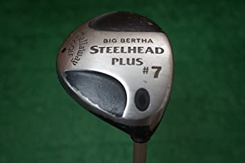 Callaway Big Bertha Steelhead Plus Fairway - Palo de golf ...