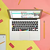 Flapjacks Stylish Designer Laptop Keyboard Cover