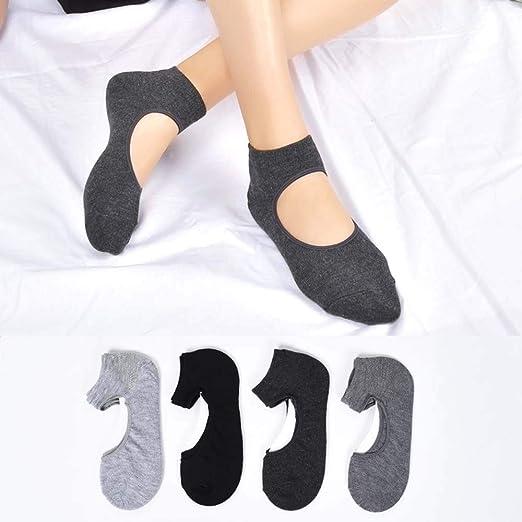 ZQSLD Calcetines Antideslizantes - para Yoga,Calcetines de ...