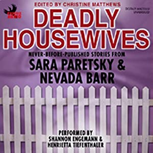 Deadly Housewives Audiobook