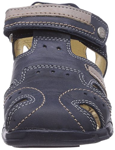 Primigi GERTH - Zapatos primeros pasos de cuero para niño azul - Blau (BLU/NAVY)