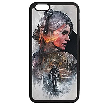 Amazoncom Iphone 6 Plus Video Game The Witcher 3 Wild
